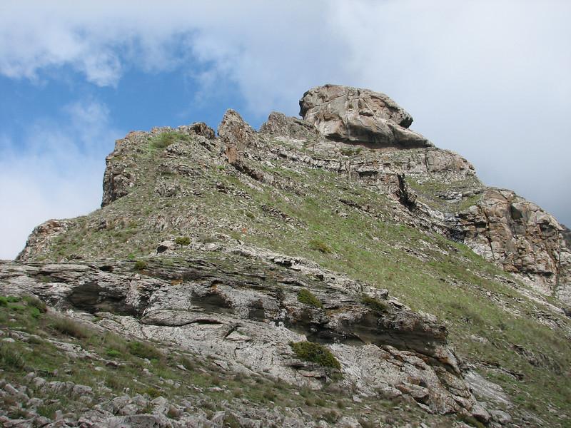 habitat view (Iran, Azarbayjan-e-Gharqi, mountains near the Kalan pass 2100m, 30km N of Kalibar (15)
