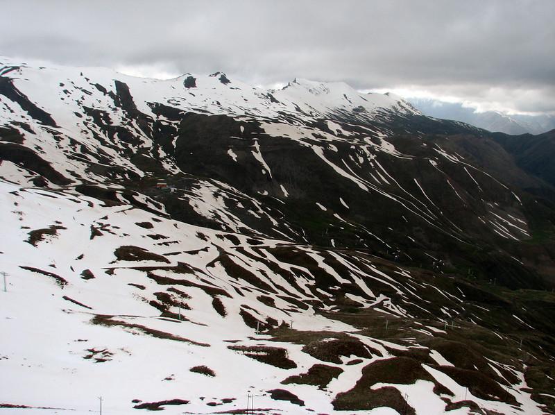 the Dizin pass 3234m (Iran, Tehran, Elburz mountains) (2)