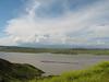 the river Rud-e-Aras, near the border Iran-Armenia