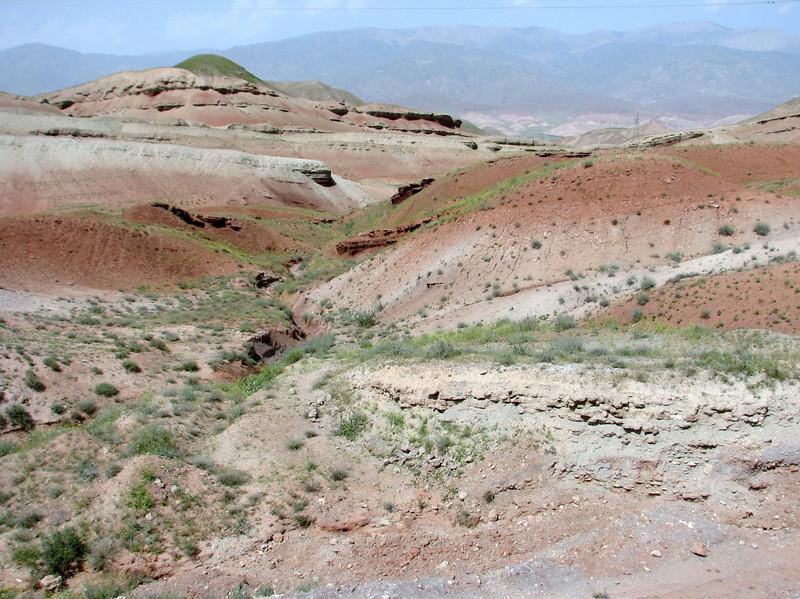 (Iran, Qazvin, Sendan mountains, near Gilavan, W of Sefid Rud Reservoir (40)