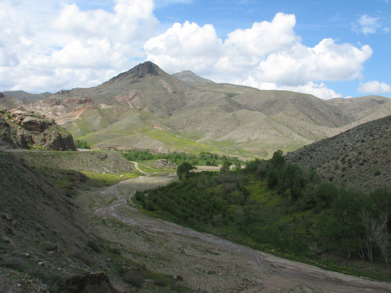 landscape (Iran, Azarbayjan-e-Gharqi, mountains between Ahar and Meshgin Shahr (11)