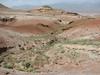 desertlike landscape, Sendan mountains, near Gilavan, (Iran, Qazvin, W of Sefid Rud Reservoir (40)