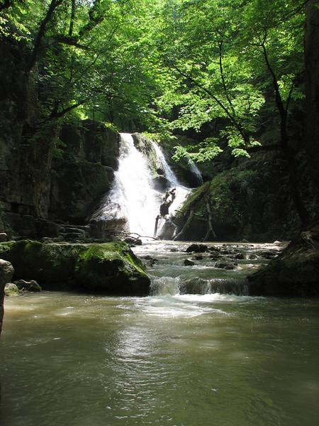 Waterfalls of Loweh