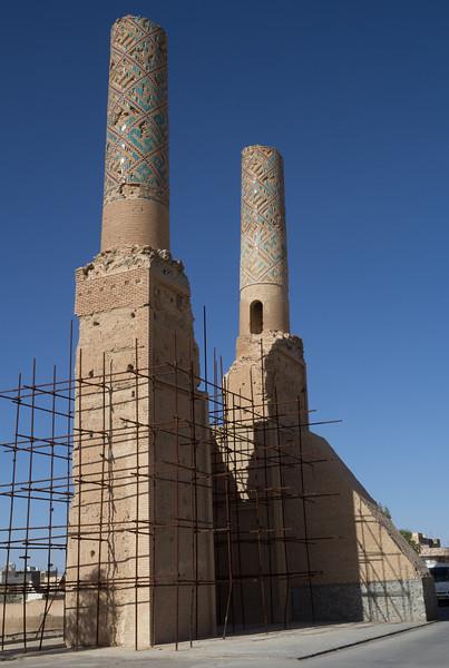 Nezamiyeh Towers, The Jameh Mosque
