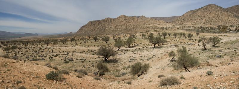 Kuh-e-Sedifan mountains