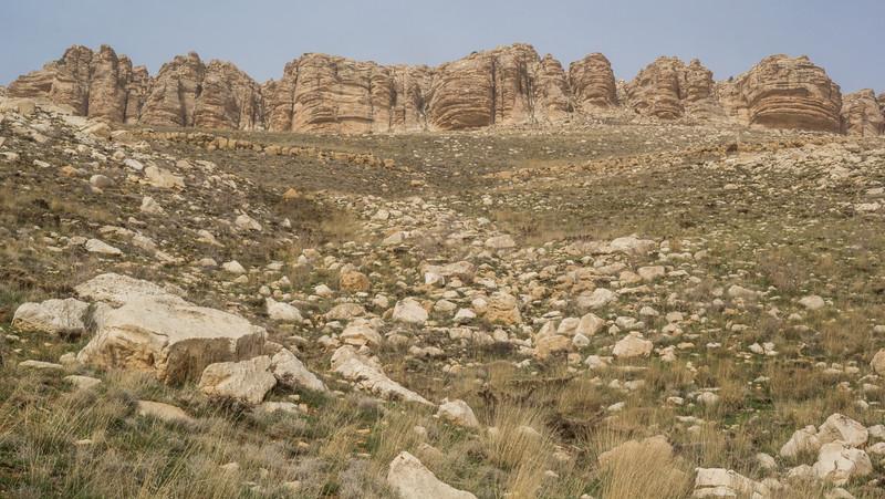 Kuh-e-Pashmaku mountain range