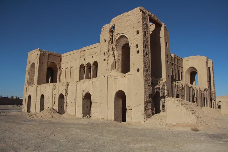 Mud buildings an walls