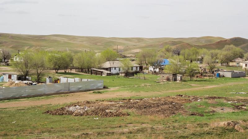 Kurty village