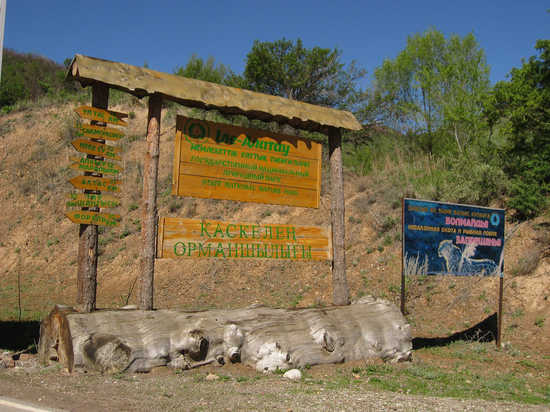 Ile-Alatau National Park