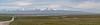 view of Teris Lake and Talasky Alatau