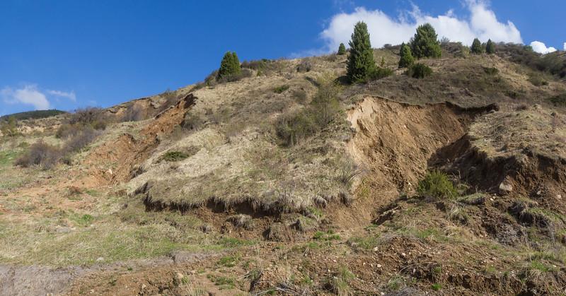 soliflude soils