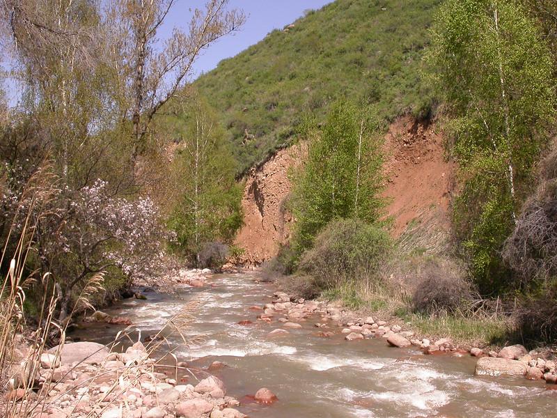 Kaskelen river