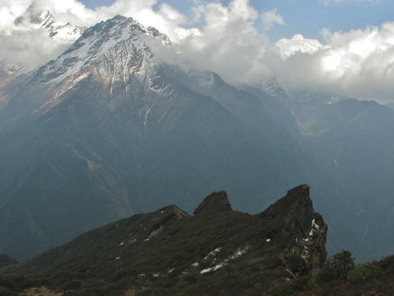 Kothe 3700m-Zatwrala 3800m