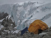 Mera Peak advanced camp 5800m
