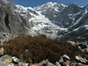 Ephedra gerardiana, Tangnag 4300m-Khare 4950m