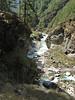 Imja Dranga river, Namche Bazaar 3450m-Phakding 2650m