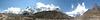 landscape, Tangnag 4300m-Khare 4950m