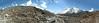 Landscape, Chhukung 4780m-Island Peak base camp 5000m