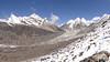 Landscape near Camp Khare 4950m