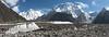 K2  8611m and Broad Peak 8060m.