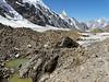 view at Laila Peak 6400m