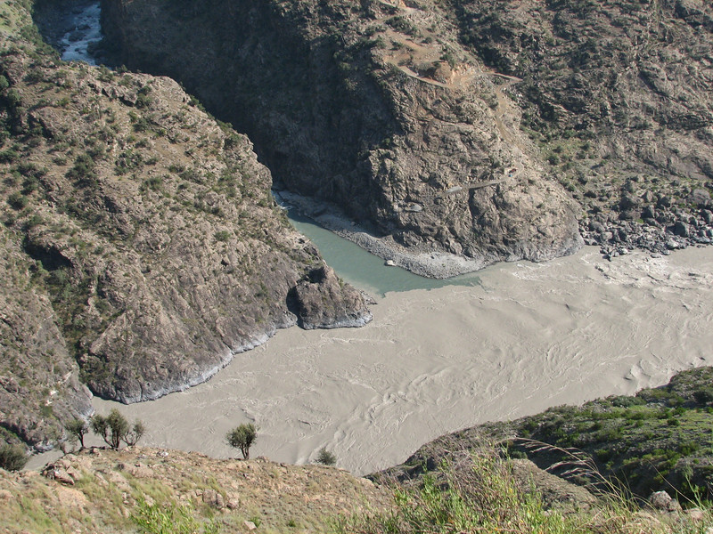 Indus river, Islamabad - Chilas, Pakistan