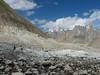 Baltoro Glacier and Trango Towers