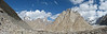 Trango Towers and Cathedral Peak, 5828m