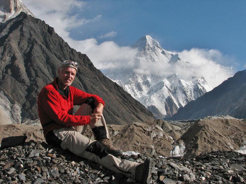 look at K2 , 8611m