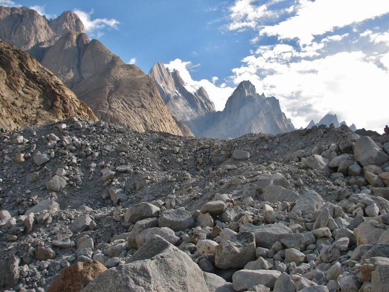 Paiju 3450m-Khobursai 3930m