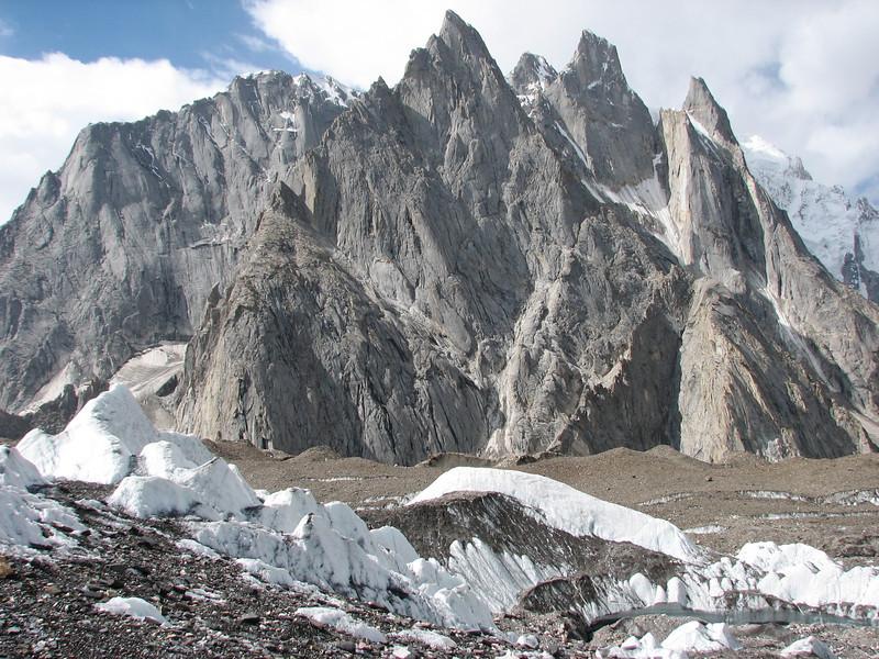North-East-Ridge of Biarchedi