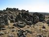 Vulcanic rocks,  Diyarbakir - Siverek - Karacadag
