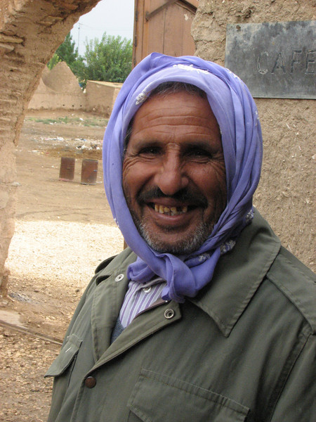 Inhabitant of Harran, S.E. of Sanliurfa