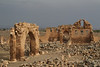 Archaeological site, The grand mosque of Harran, S.E. of Sanliurfa near the border of Syria