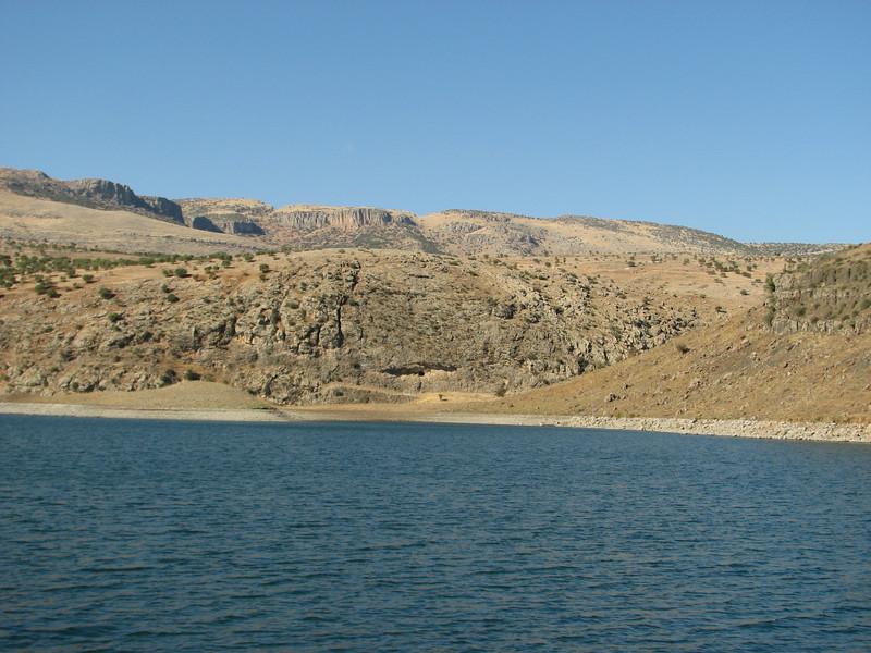 Siverek - with ferry across Atatürk Baraji - Nemrut Dagi