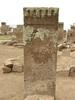 Meydanlik (Seljuk) cemetery of an Ahlat city Kumbetler, near Bitlis.