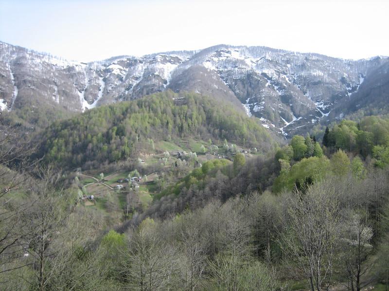 View, Campsite mountainvalley Ortacalar (near Murgul)