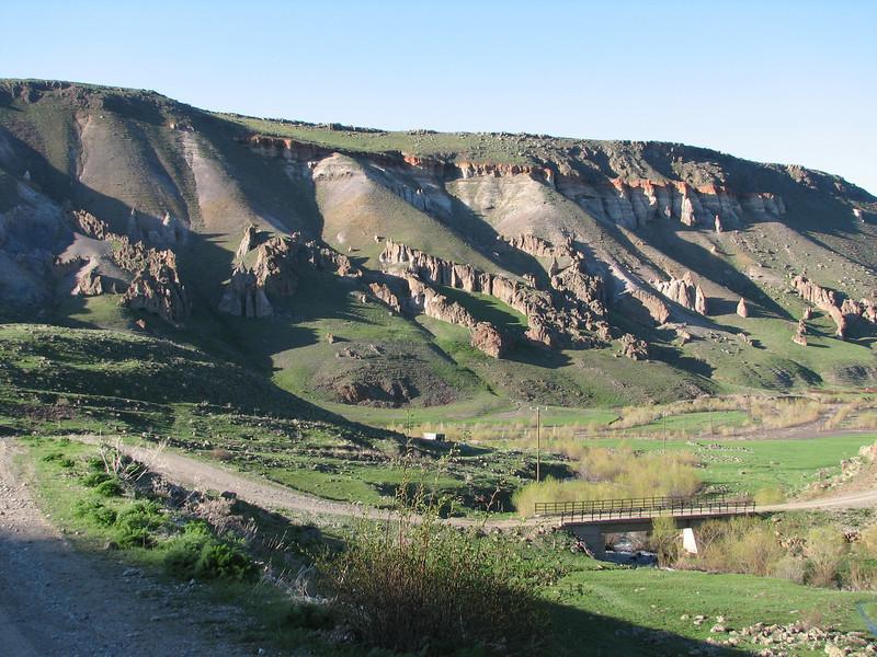 near Bayburt, West Palendoken
