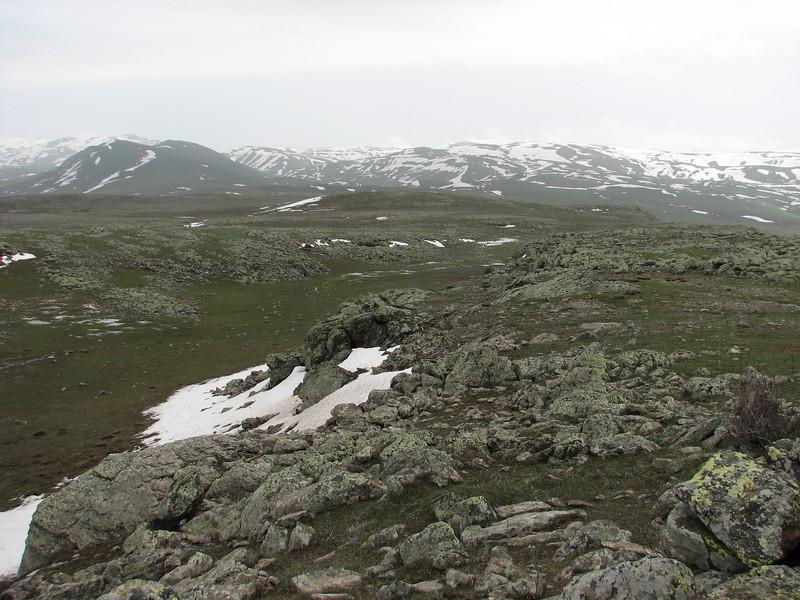 Palendoken mountains