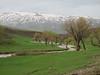 near Erzurum, Palendoken mountains