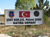 National park Hatira Ormani  (N of Kozan, near Feke, S Turkey)