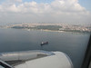 Aerial view at Istanbul, Northwest Turkey