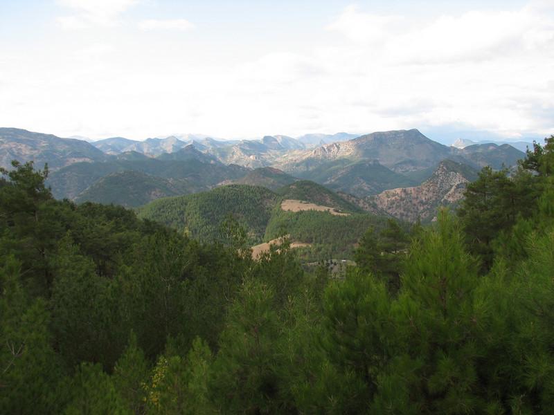 landscape South of Kozan