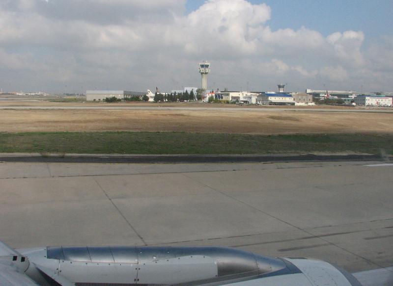 Aerial view at Dalaman, Soutwest Turkey