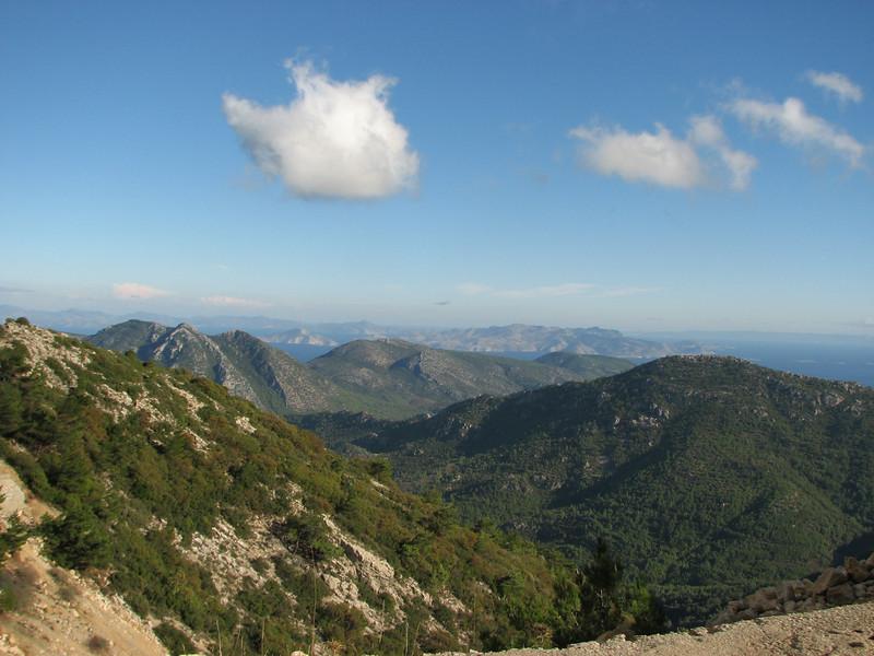 landscape (Datça Peninsula)