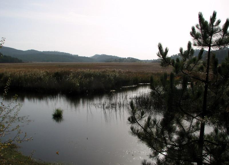 lake (Above Buldan, Süleymani Köyü Kamp Yeri, 1200m)