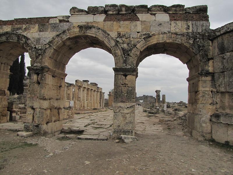 Hierapolis A.D. 3th Century (Pamukkale)