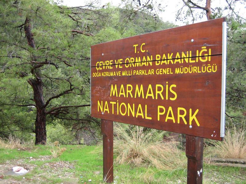 Marmaris National Park