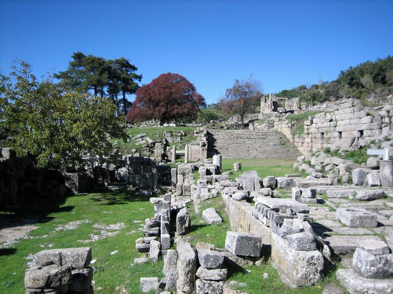 archaeological site Labranda