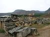 The Necropolis, A.D. 3th Century (Pamukkale)